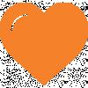 Afbeelding van hart, want Run for KiKa is hardlopen voor het goede doel: KiKa!
